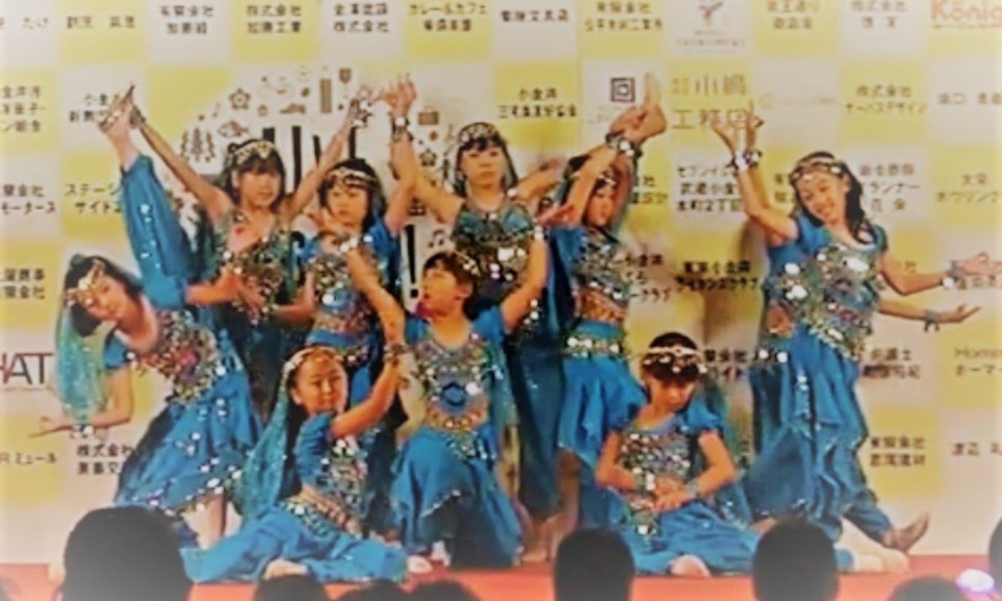 杉並区井荻・下井草のダンススクール・LUNCHBOX DANCE SCHOOL